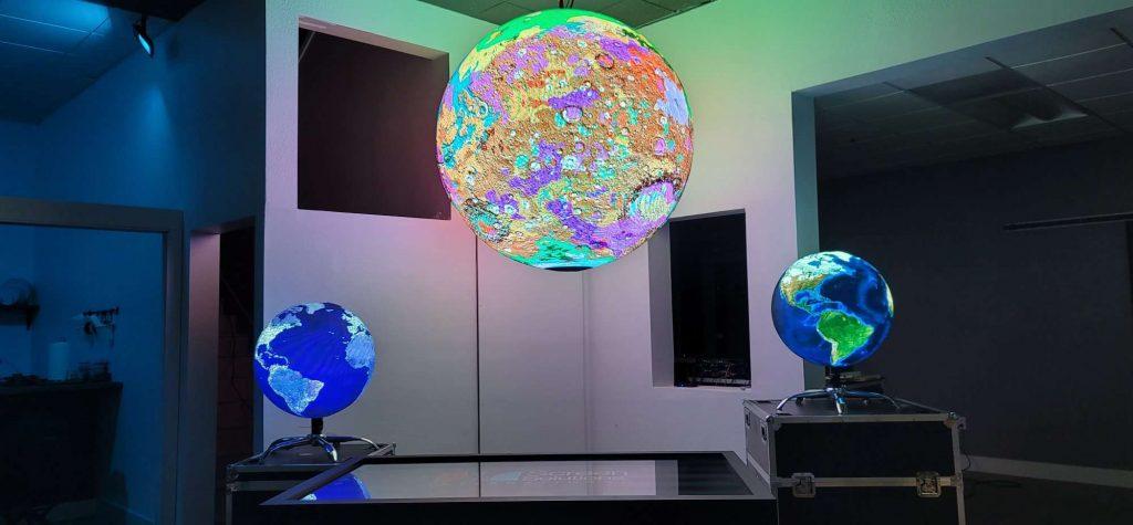 Digital Spheres