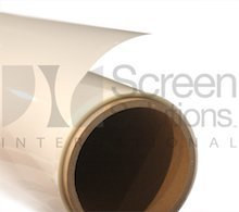 Reflection Rear Projection Film Roll