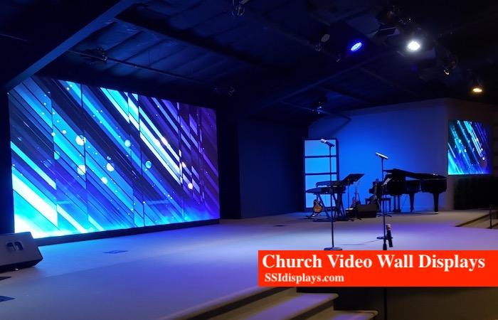 Church Video Wall Cost