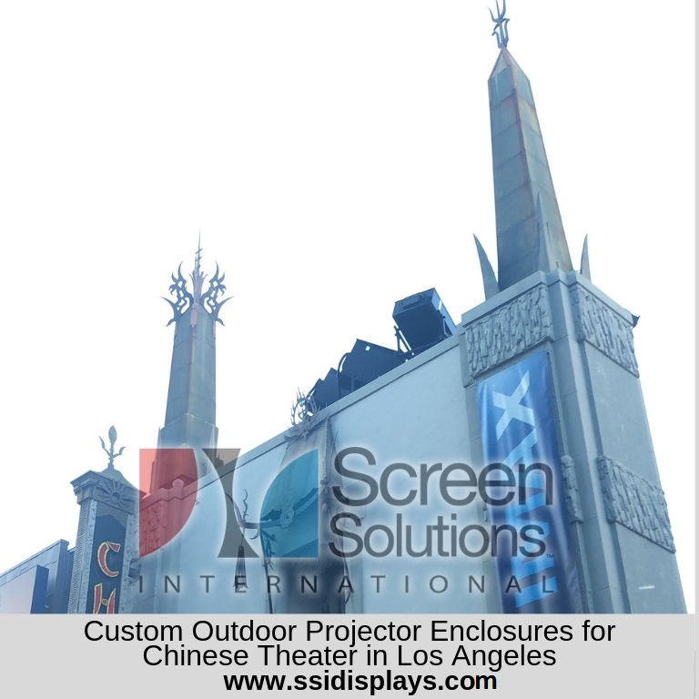 Custom_Outdoor_Projector_Enclosures_for_Chinese_Theater
