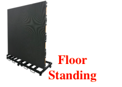 Floor Standing LED Video Wall