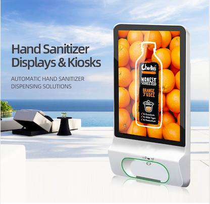 Hand Sanitzer Stand