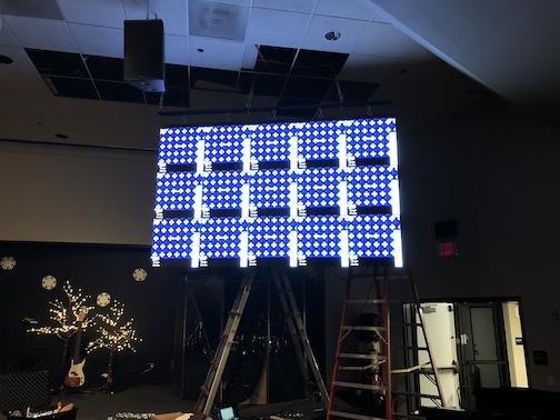 LED Video Wall Calibration