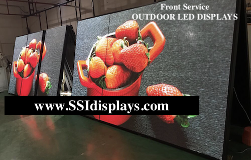 Outdoor LED Screen Panels