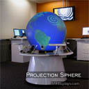 Spherical Projection Displays Projection Sphere Corporate