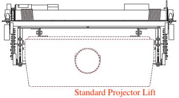 Projector Lift Standard