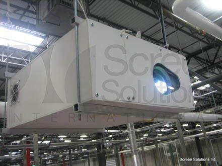 Industrial Projector Enclosure SSI