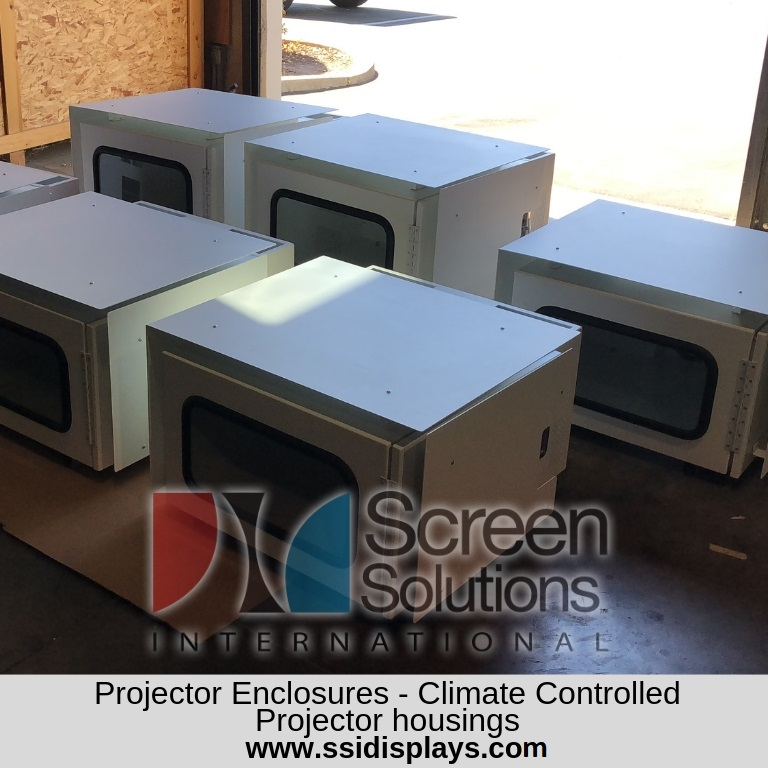 Projector_Enclosures_Climate_Controlled_Projector_housings