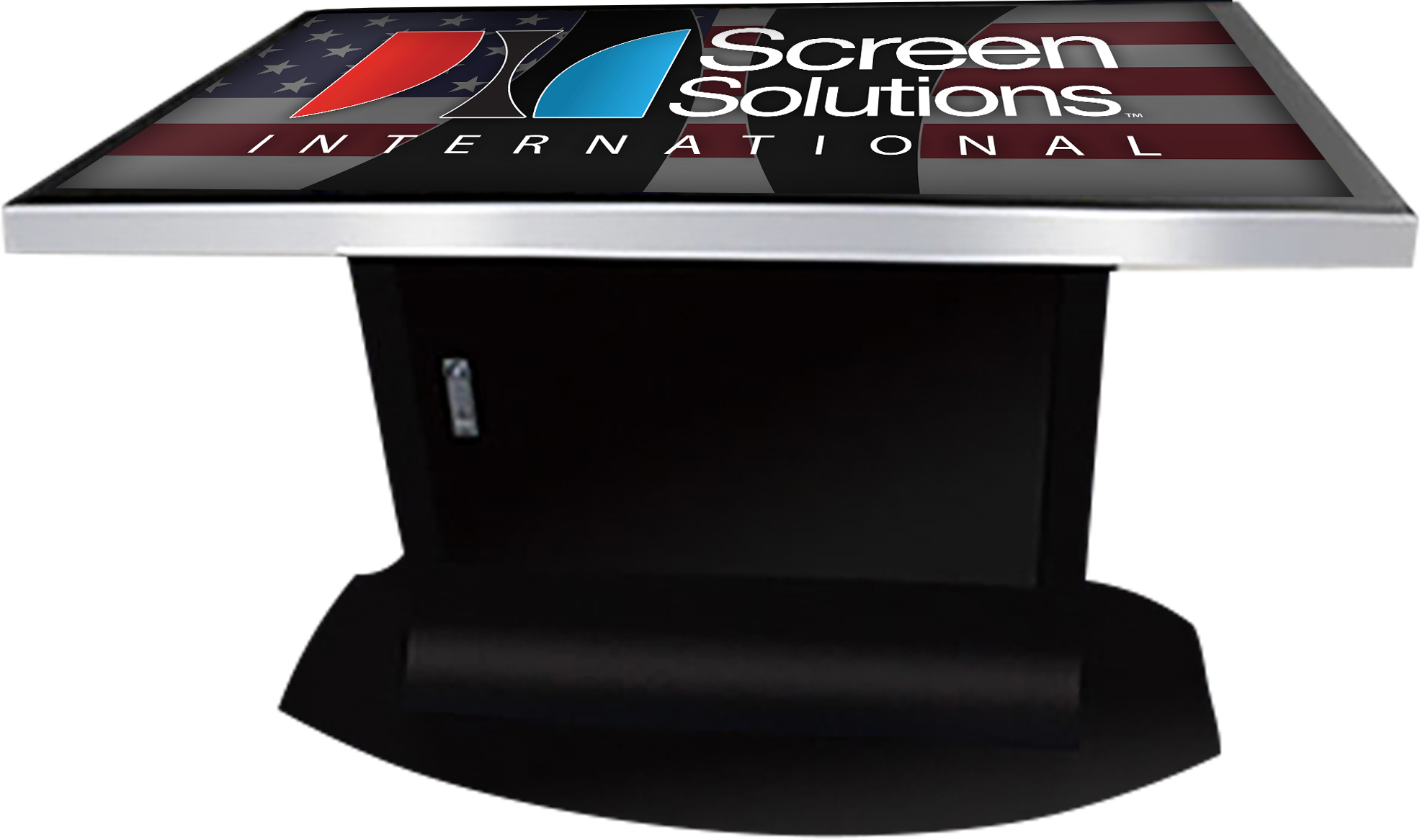 SSI Flat Touch Table