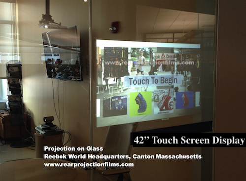 Touch Screen Display 42