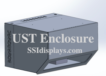UST Projector Box