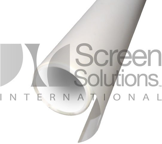 Accent rear projection film roll