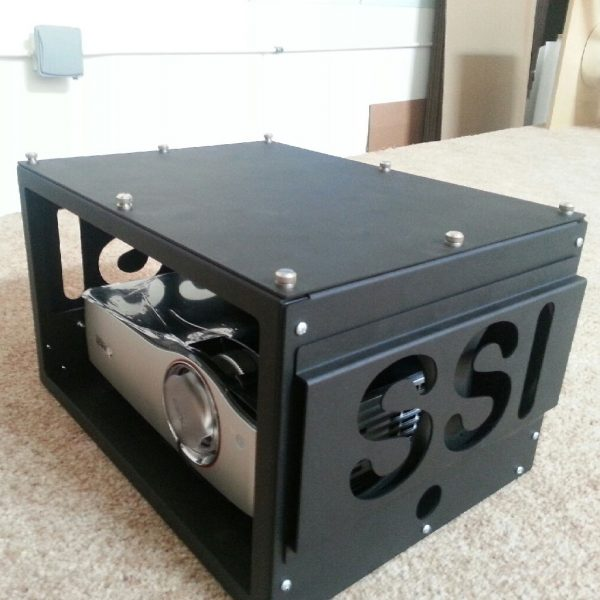 Metal Custom Projector Cage for Ultimate Projector Protection