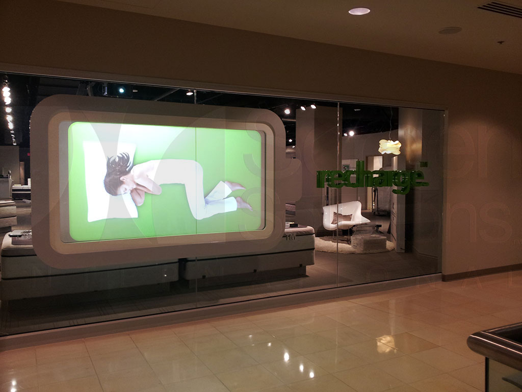 SSI Definition Rear Projection Film
