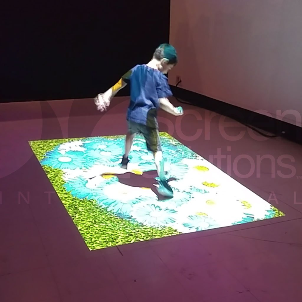 interactive floor pro package