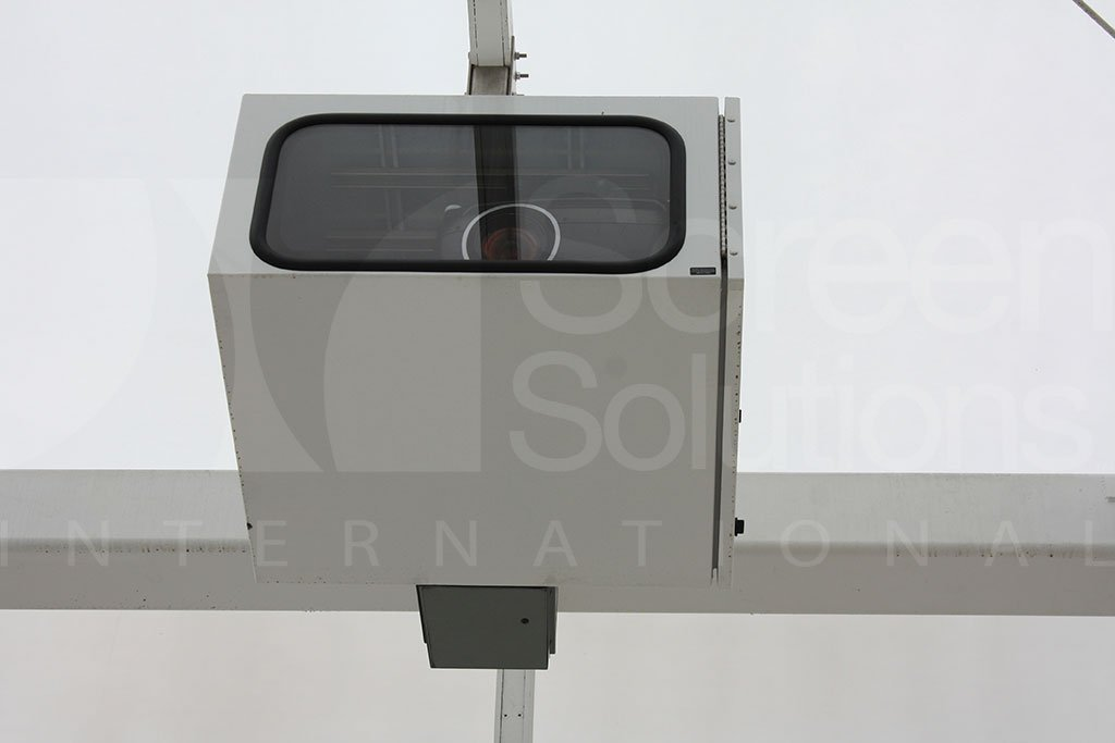 SSI Projector Enclosure